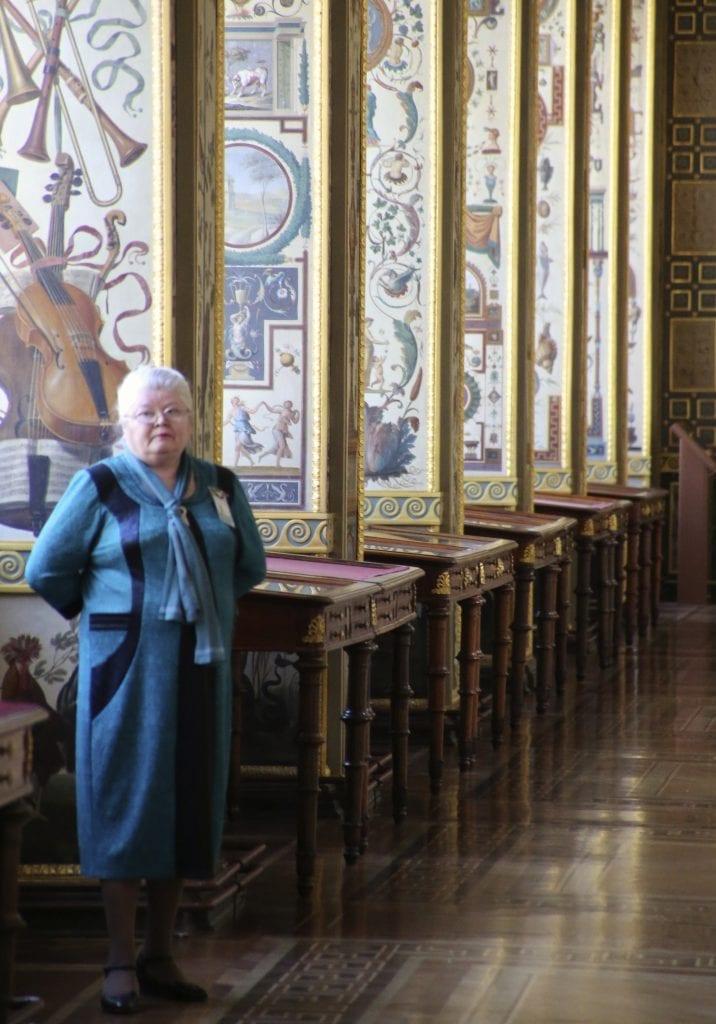 Jennifer Eremeva, International Museum Day