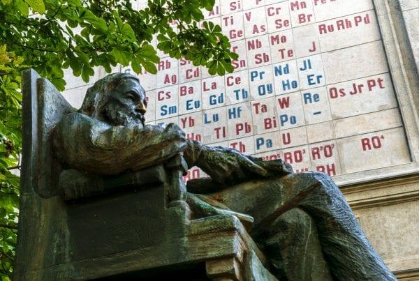 Dmitry Mendeleev, Jennifer Eremeeva, Day of the Chemists, Russia