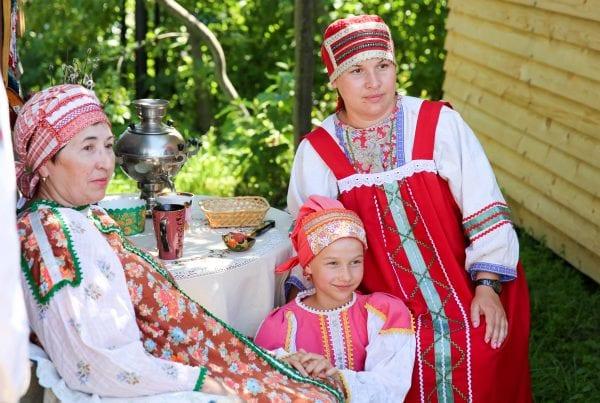 Jennifer Eremeeva, Slavic People