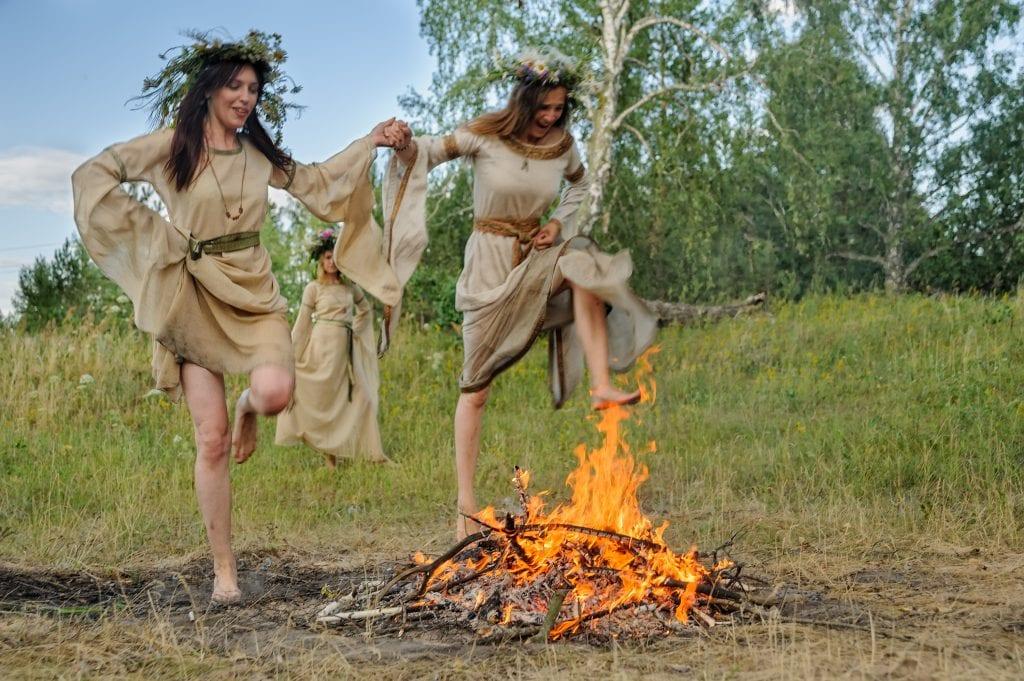 Pagan Russia, Ivan Kupala, Jennifer Eremeeva