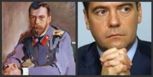 Nicholas-II-and-Dmitry-Medvedev-300x151
