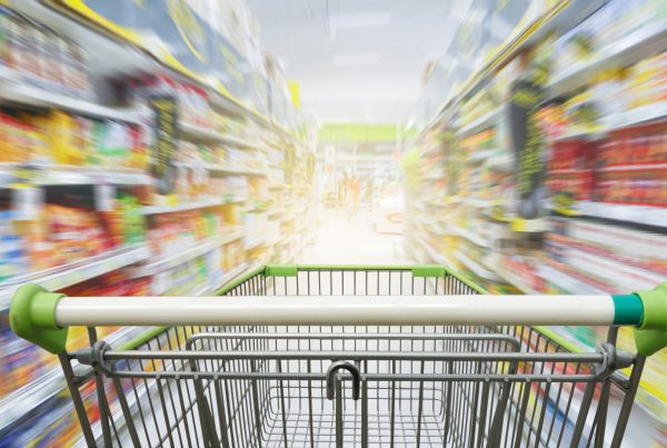 Supermarkets in Moscow, expatriate life