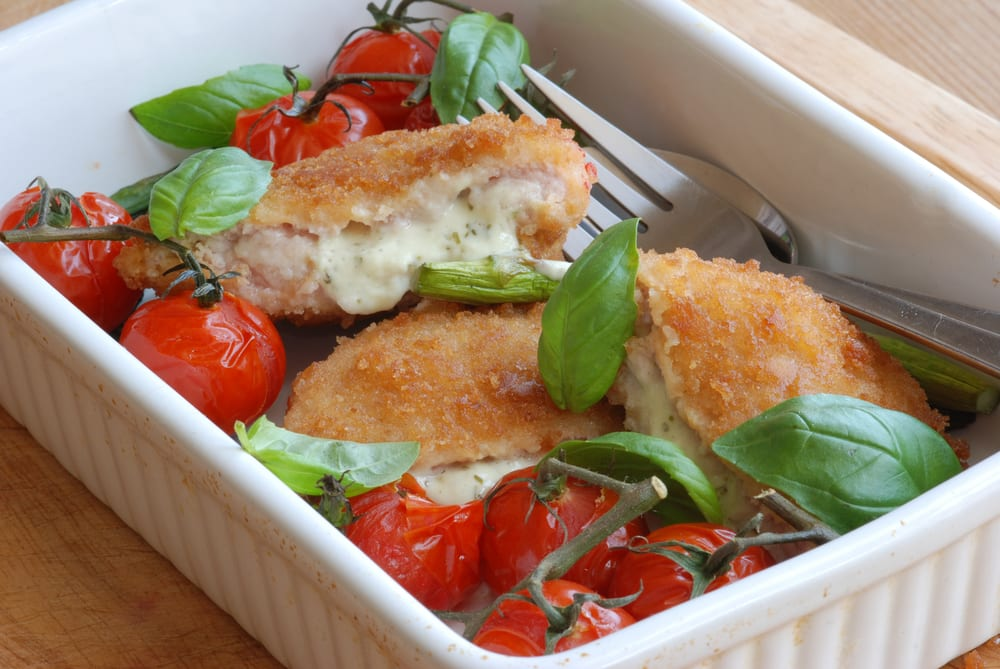 Chicken Kiev: Food for an Uprising