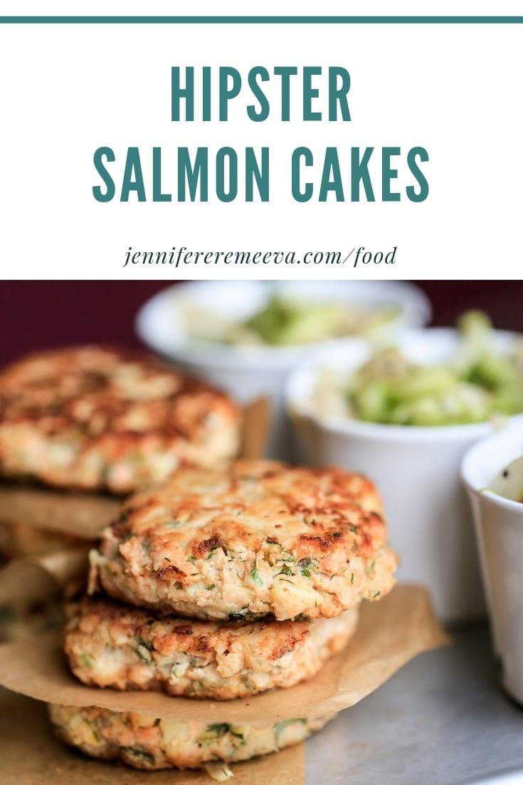Food Blogger Jennifer Eremeeva makes Salmon Telnoe