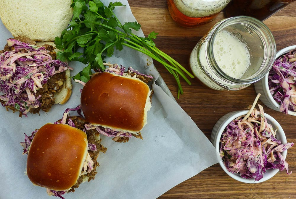 Pulled Pork and Winter Slaw-1