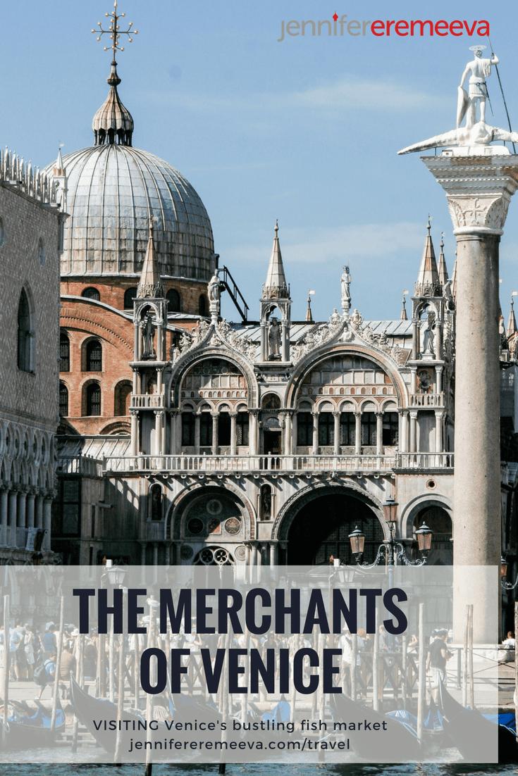 Venice's Fish Market