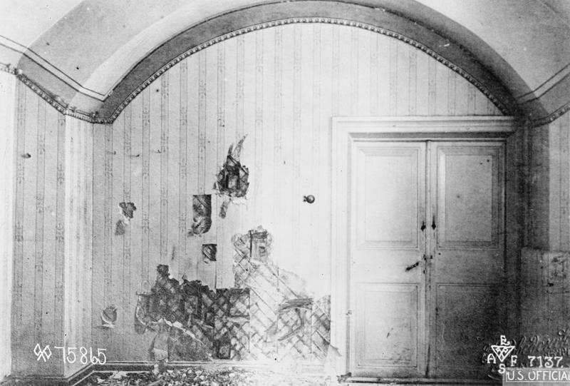 Nicholas II Ipatiev House Ekaterinburg Romanovs 1918