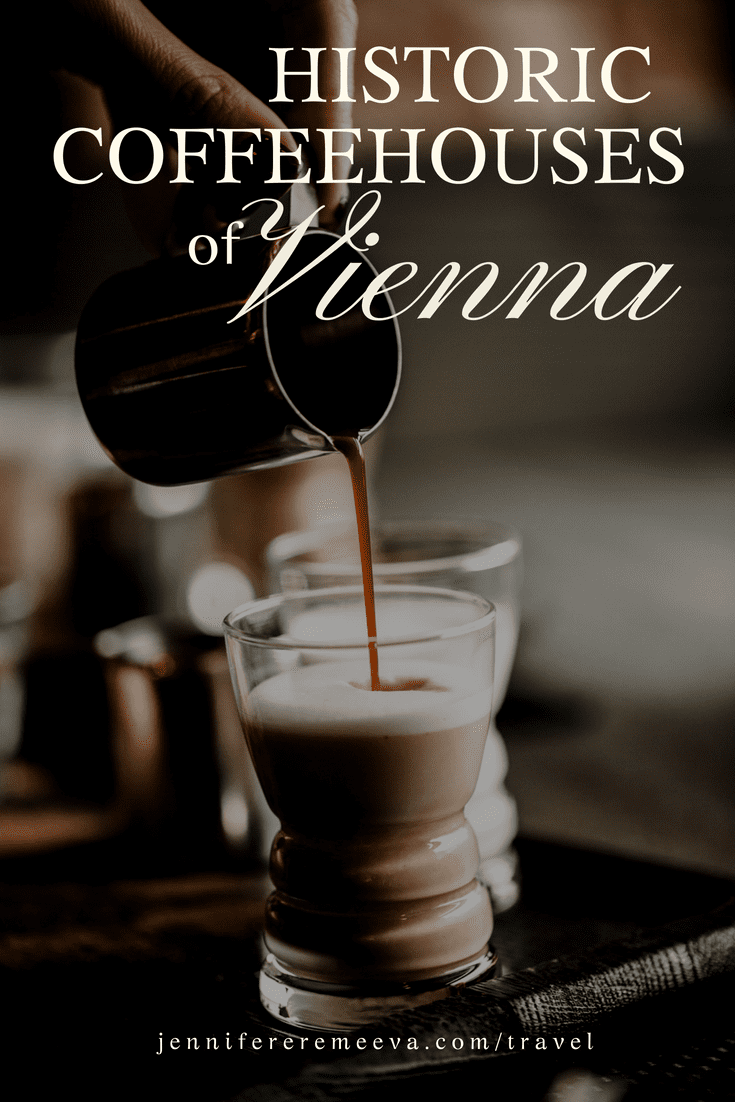 Jennifer Eremeeva on Vienna's coffeehouse tradition