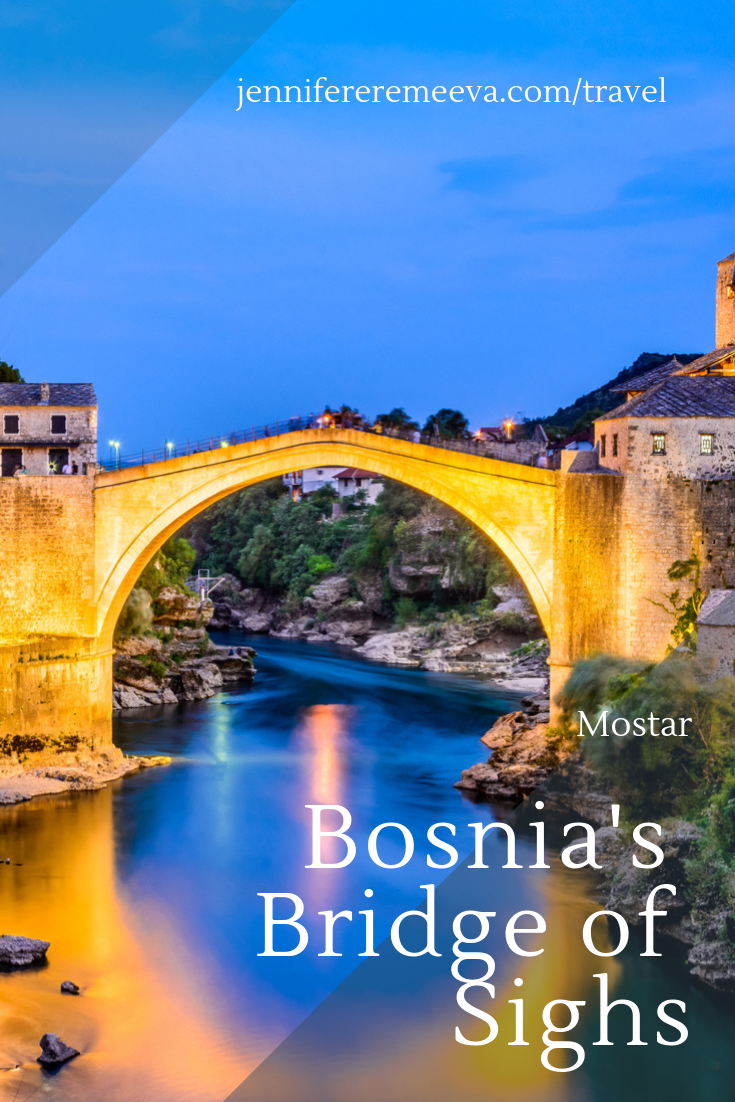 Bosnia and Herzegovina's Legendary Old Bridge in Mostar