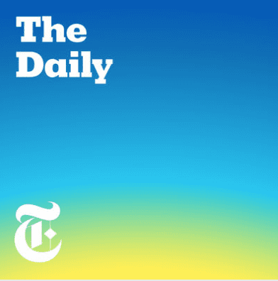 5 Great Daily News Podcasts under 30 minutes: The Daily