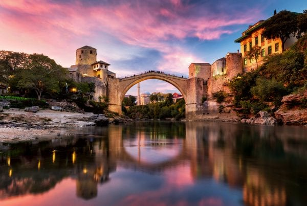 Discover Bosnia's Bridge of Sighs: Mostar's Old Bridge