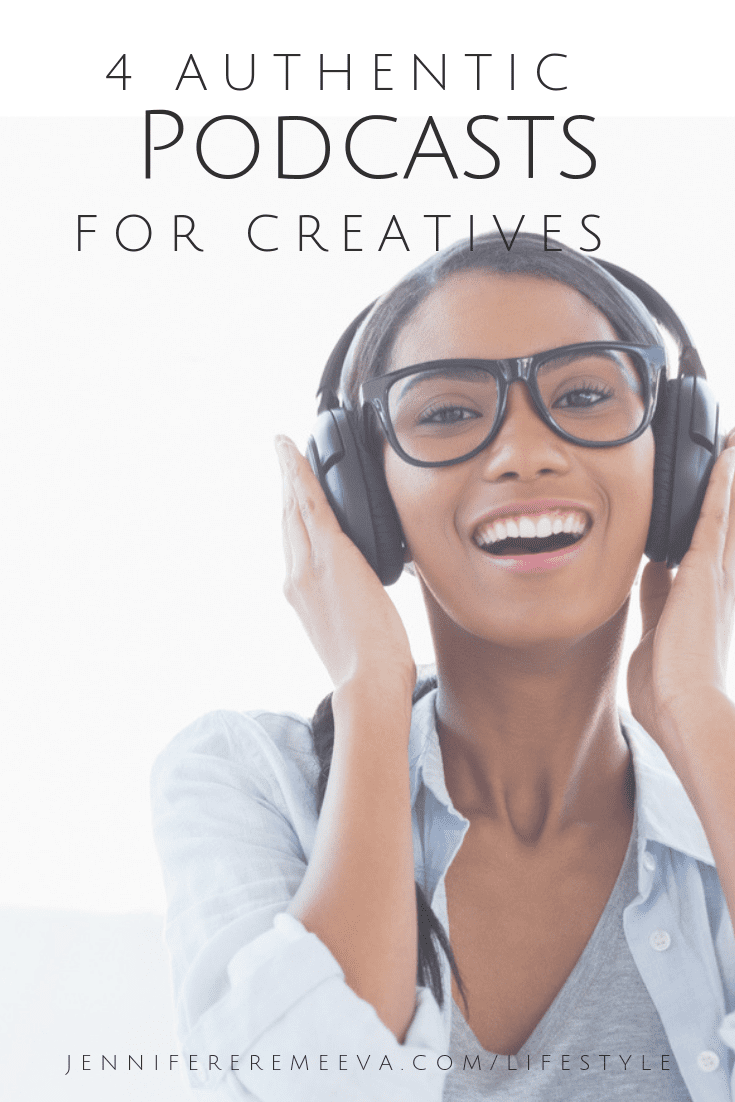 Creativity Podcasts for the aspiring entrepeneur