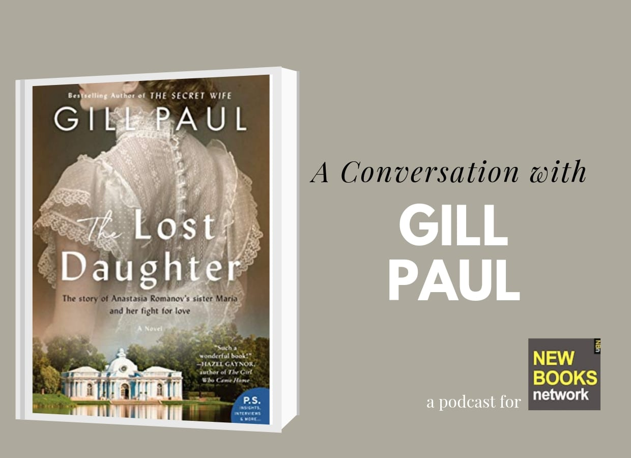 Gill Paul's the Lost Daughter