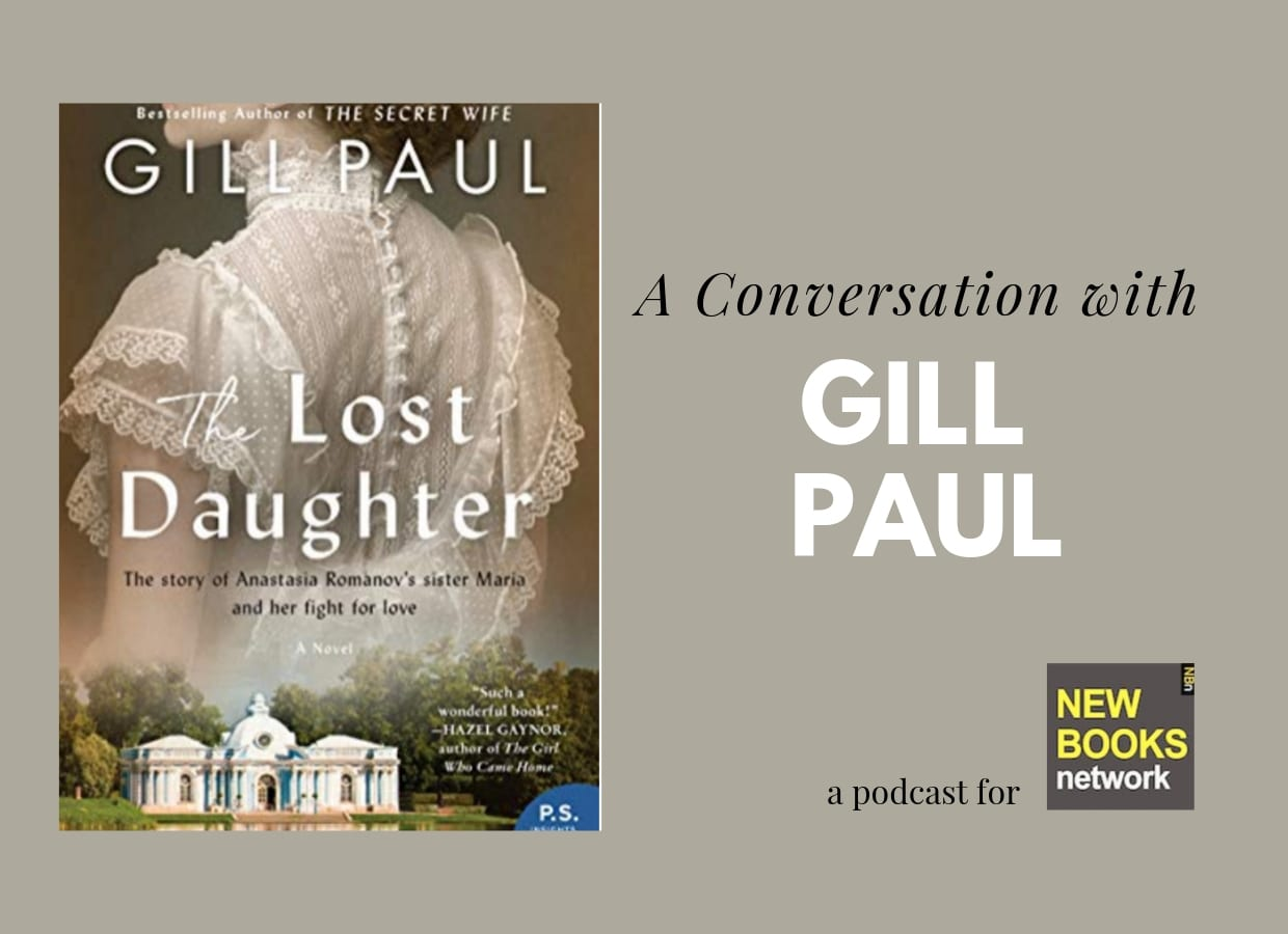 Podcast interview with Gill Paul