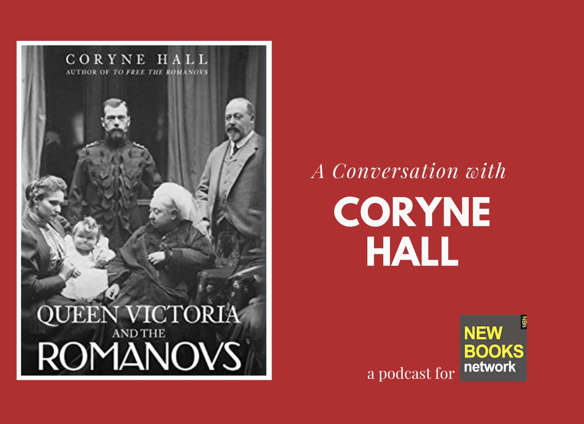 Coryne Hall royal biographer