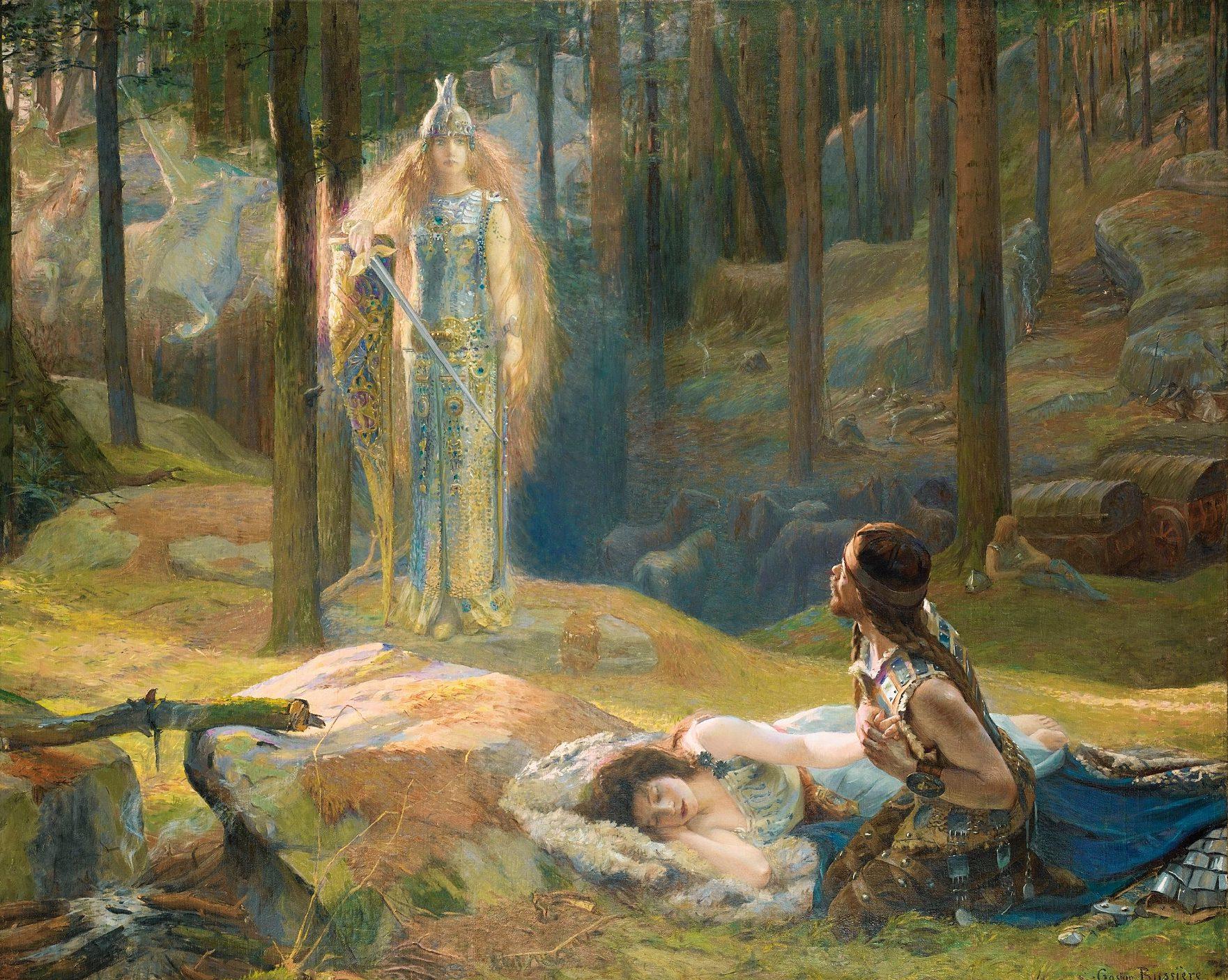 Viking women of the Viking Age