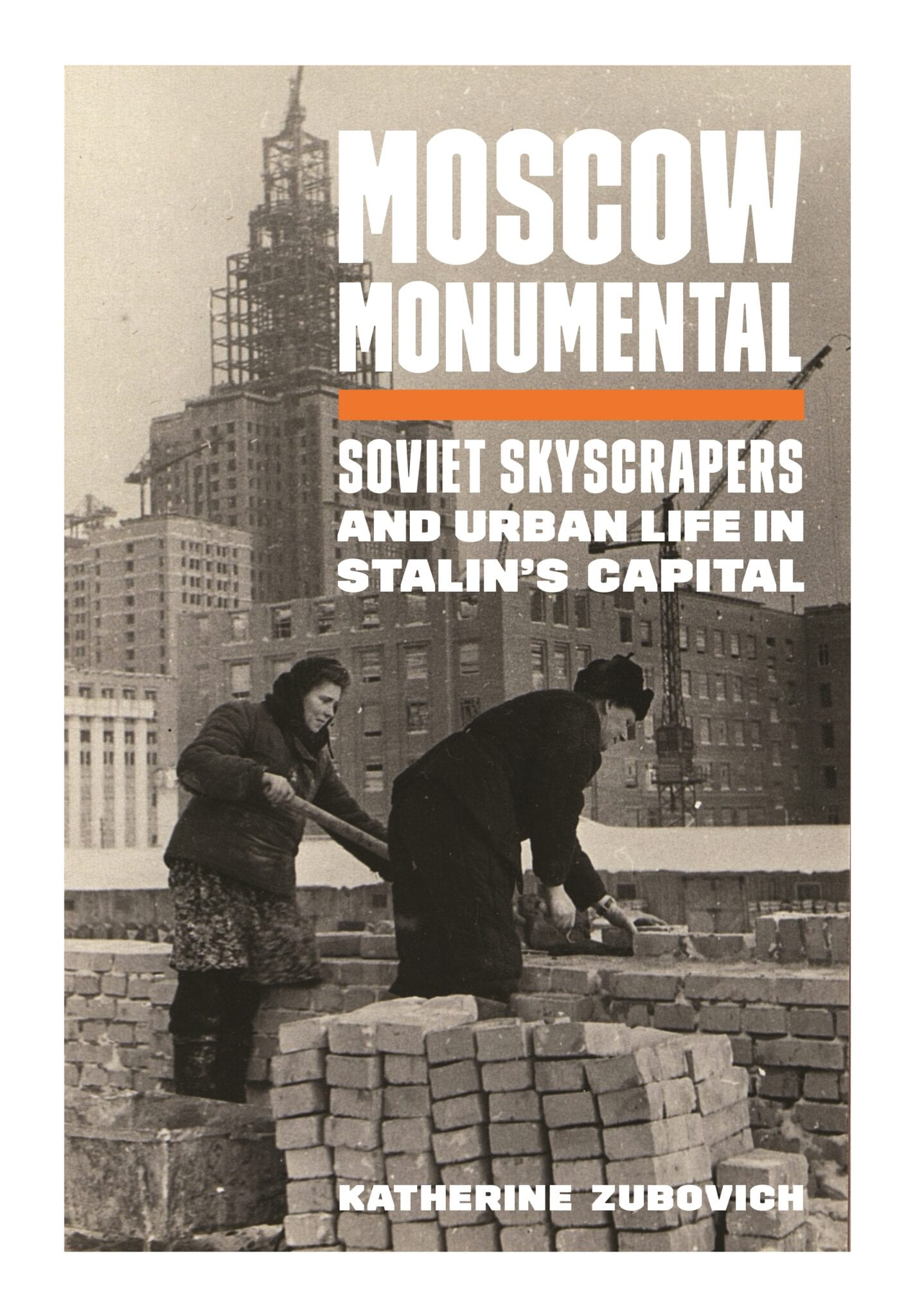 Cover art of Moscow Monumental