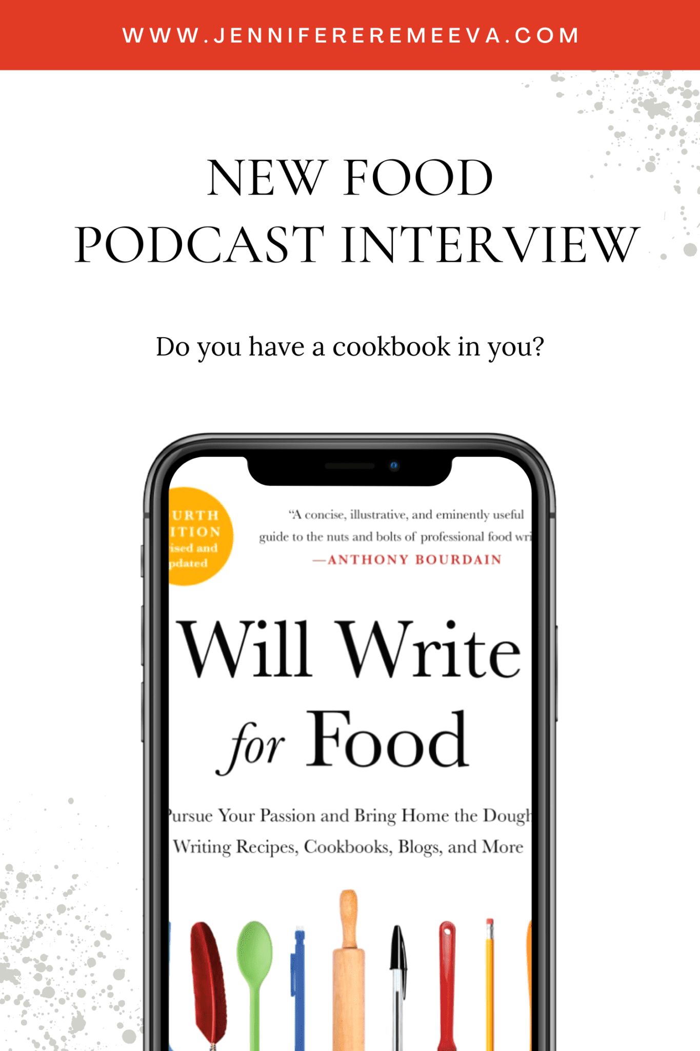 Cover of Will Write for Food