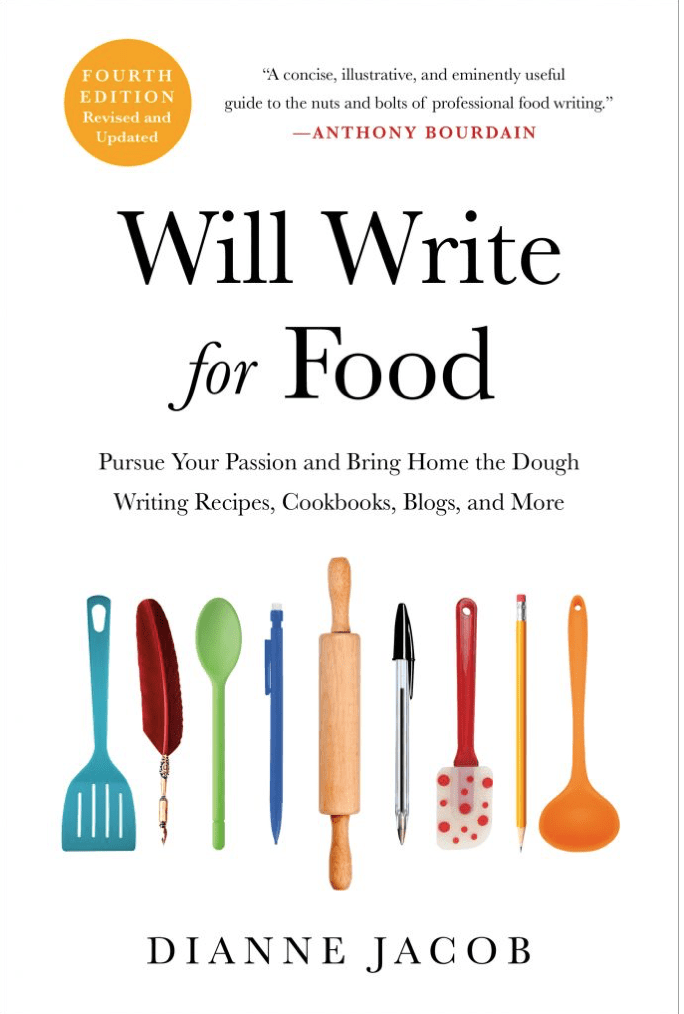 cover of Will Write for Food fourth edition