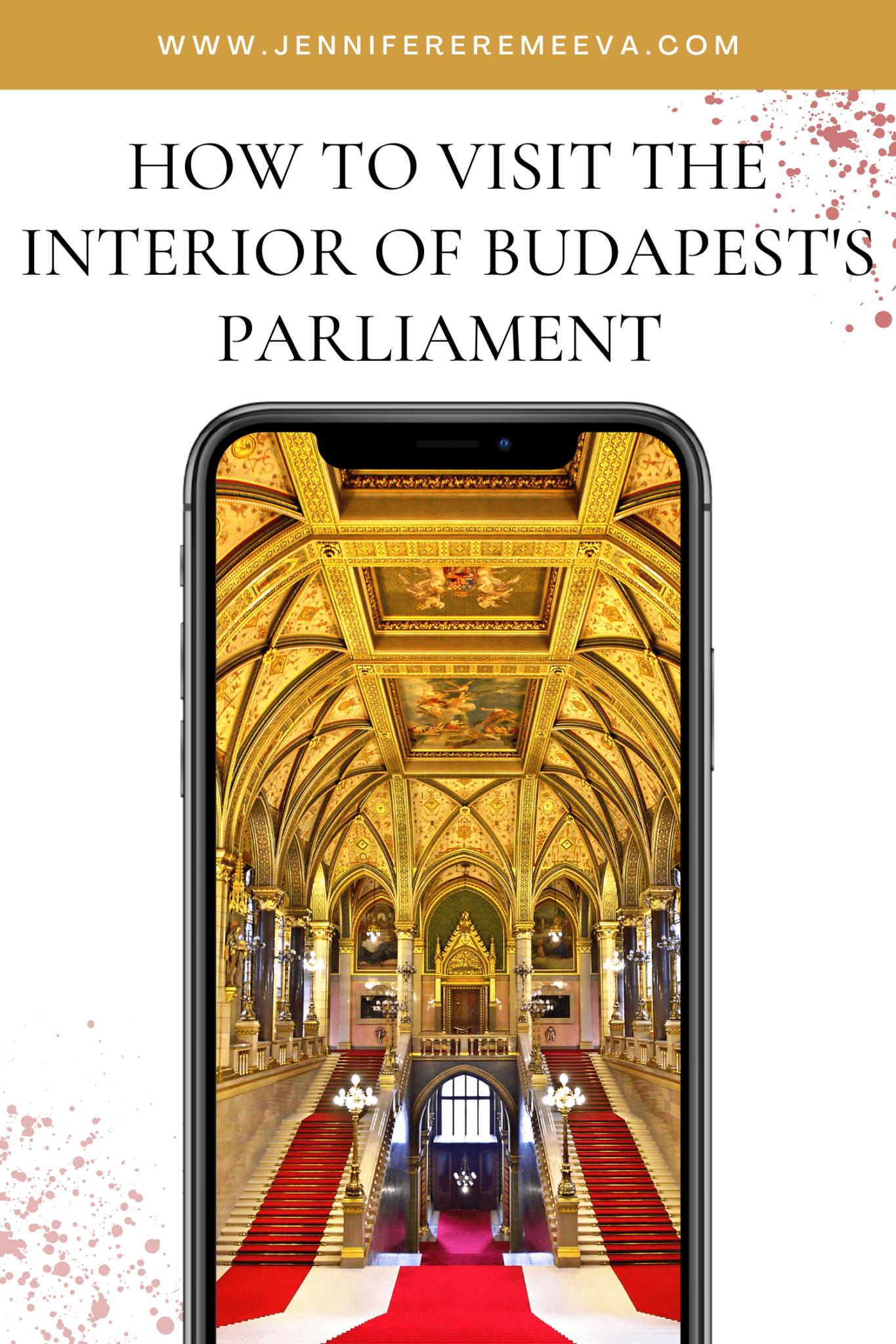 Budapest's Parliament Building illuminated at night