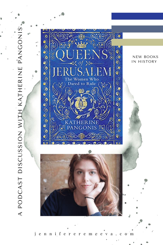 Cover art for Queens of Jerusalem