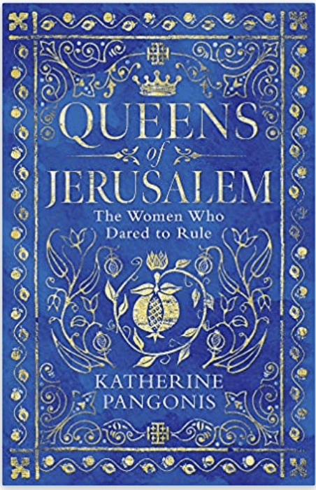 Cover of Queens of Jerusalem