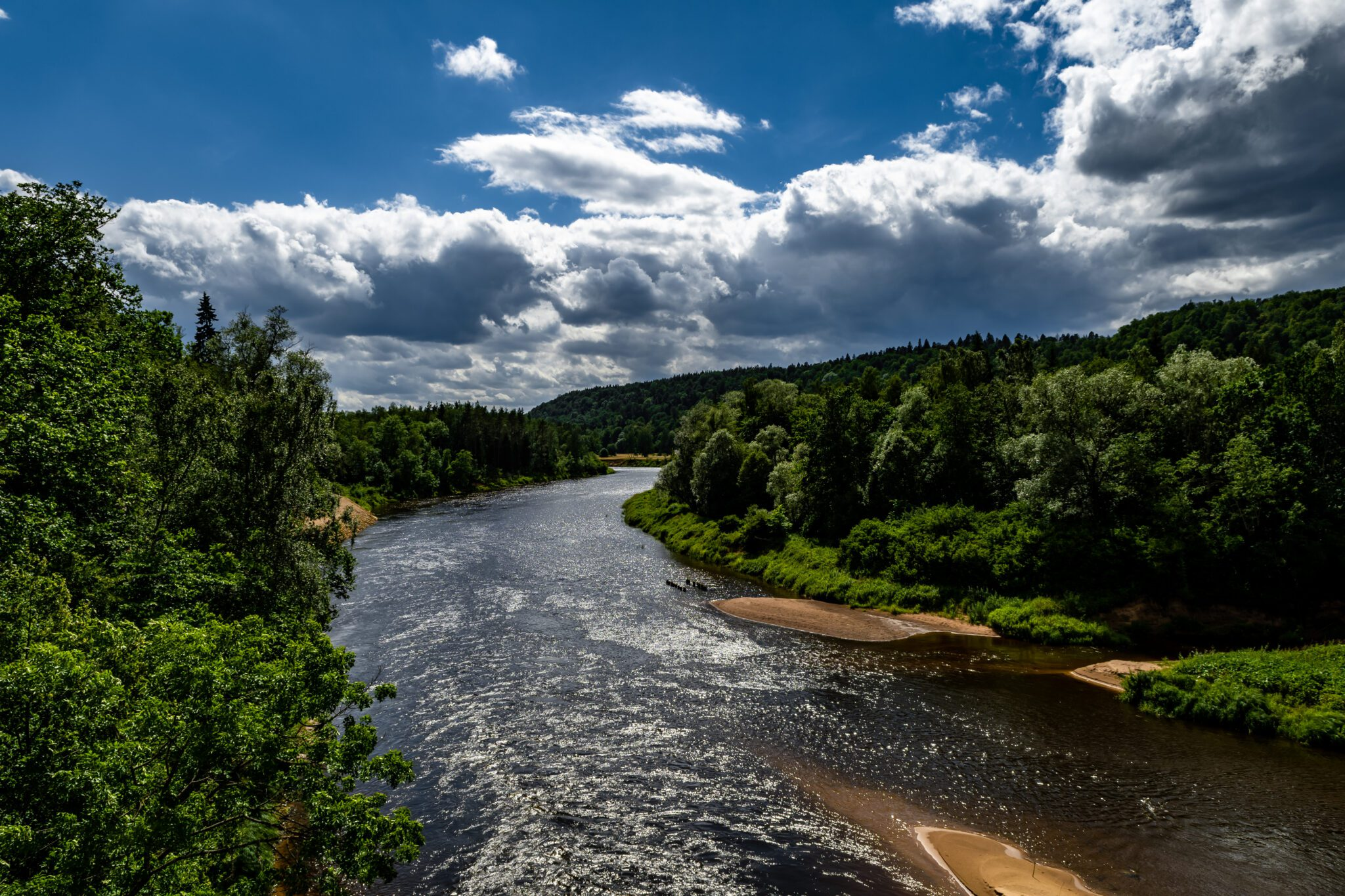 Picture of Landscape in Latvia